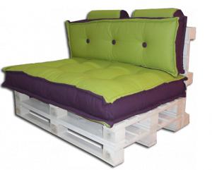 Divano futon palmdesign for Onfuton arredamento ecologico