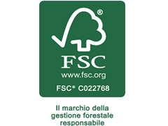 """""""Cerca i prodotti certificati FSC"""""""